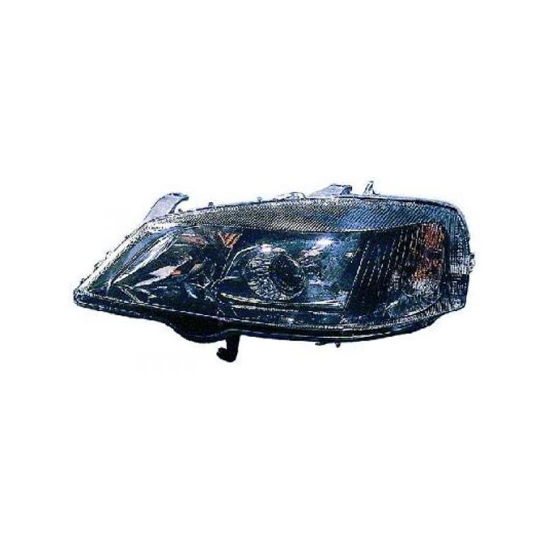 Phare XENON Gauche Opel ASTRA 97-04 DEPO noir