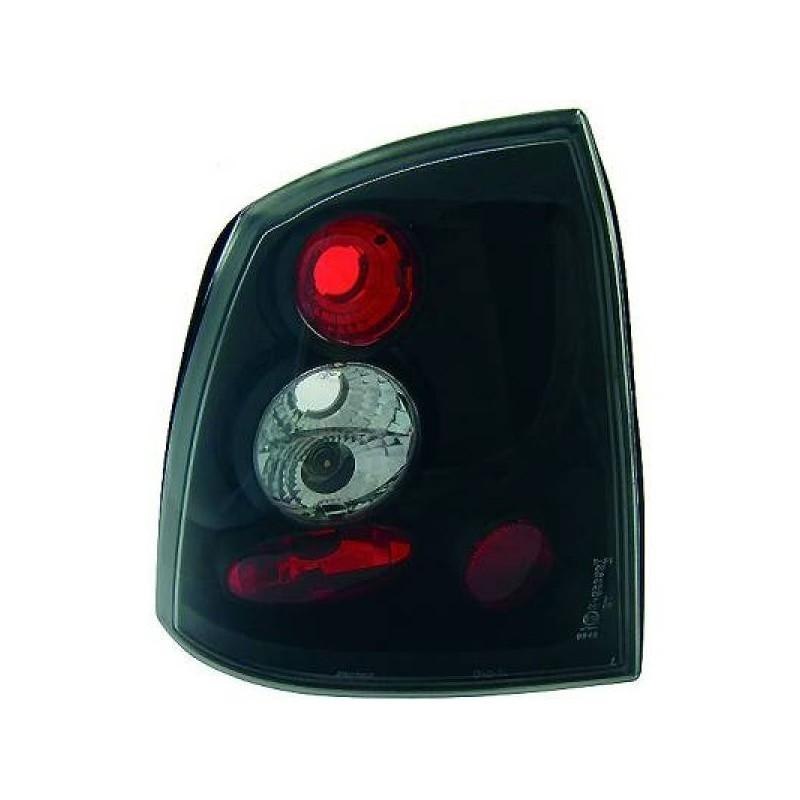 Feux arriere Opel ASTRA 97-04 2/4-portes noir