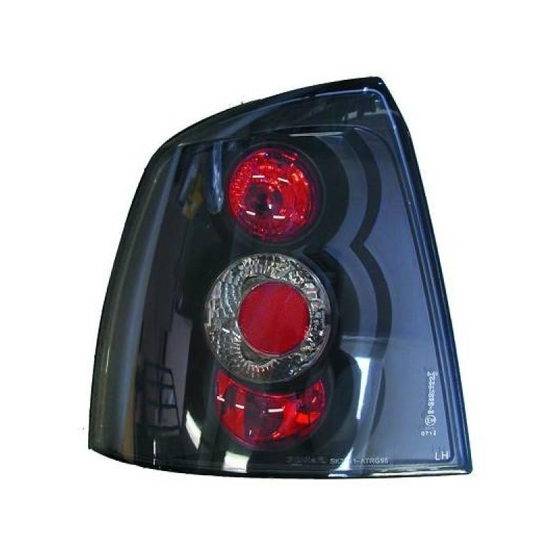 Feux arrières noir Opel ASTRA 3/5-portes 97-04