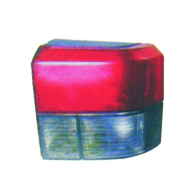 Feux arrière droit (PASSAGER) VW T4 1990 à 2003 noir à rouge