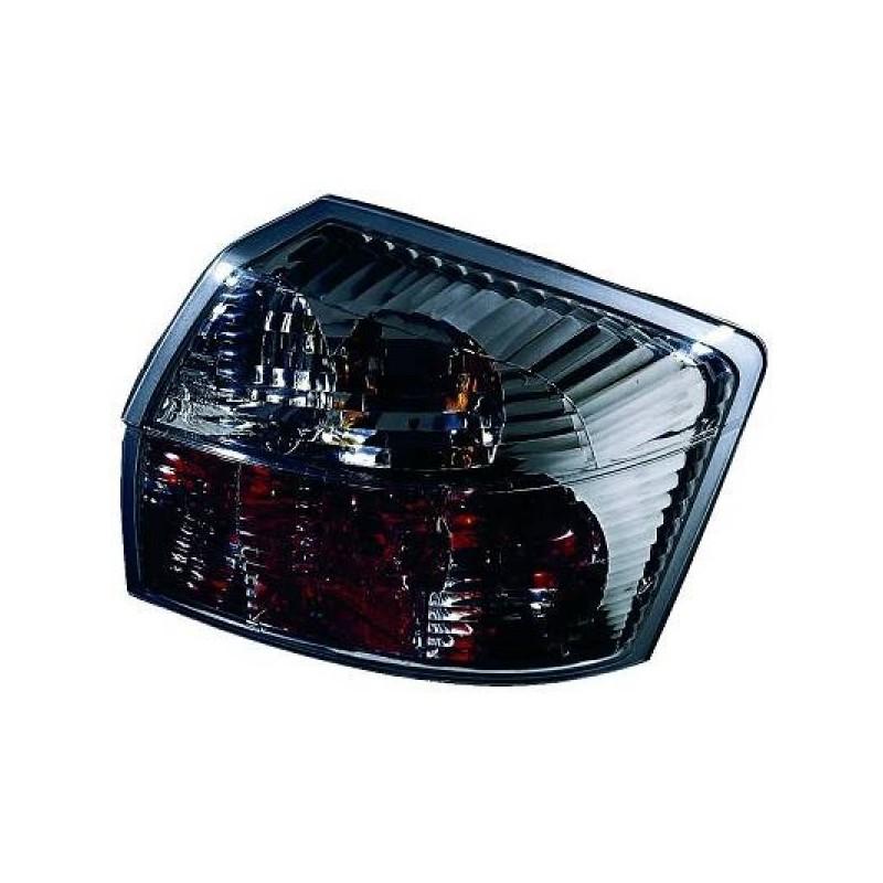 Feux arrières noir Audi A4 Berline 00-04