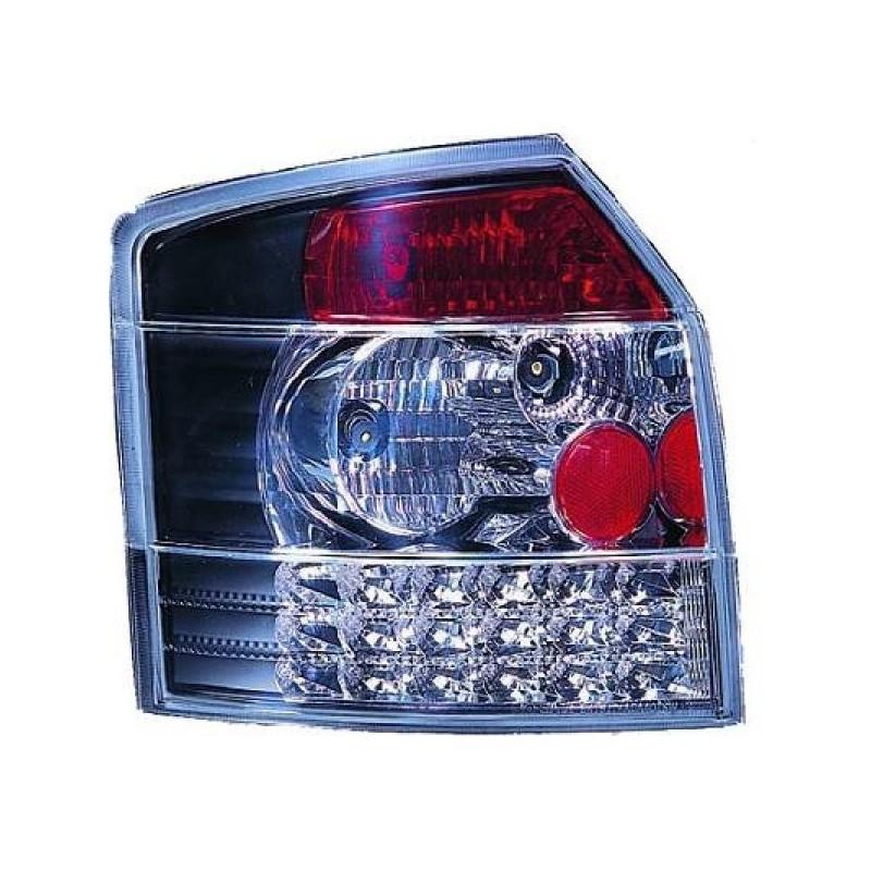 Feux arrières LED noir Audi A4 AVANT 00-04
