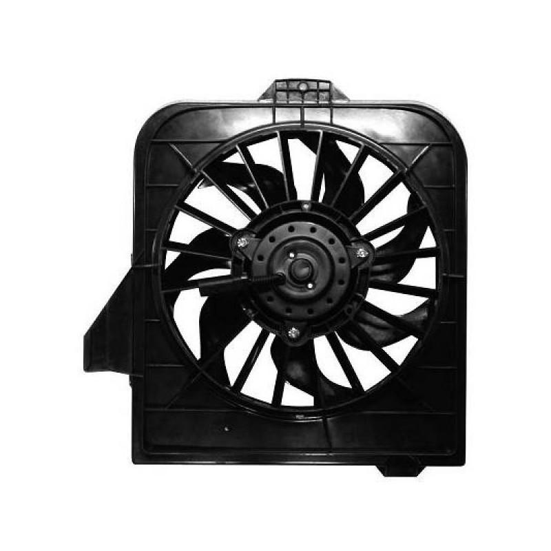 Ventilateur gauche (CONDUCTEUR) complet CHRYSLER VOYAGER 2001 à 2007