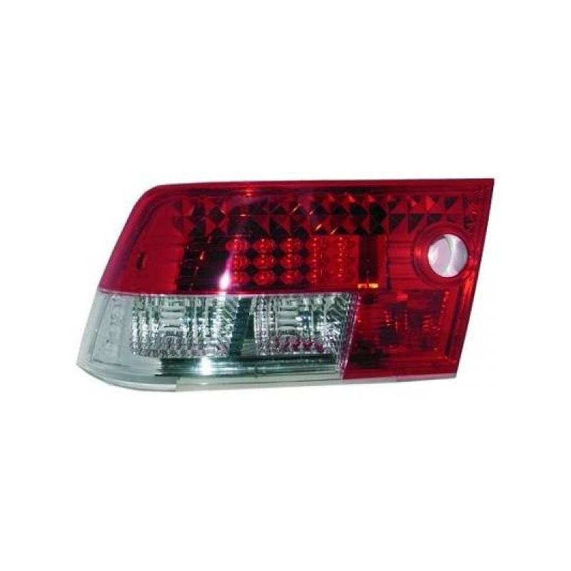 Feux arrières rouge/blanc LED Opel CALIBRA apres 1990