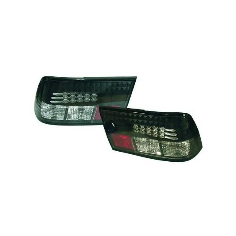 Feux arrières LED noir Opel CALIBRA apres 1990