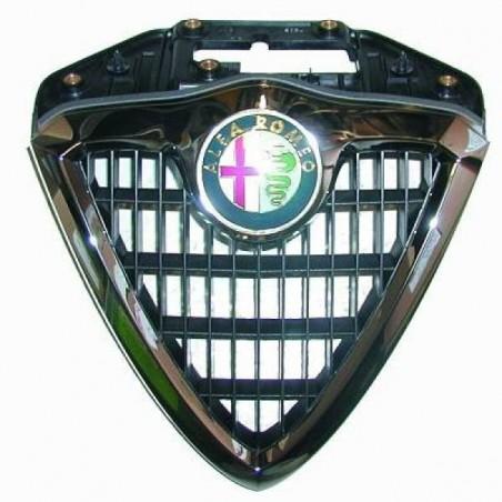 Calandre central ALFA ROMEO 156 1997 à 2003 motif incl/