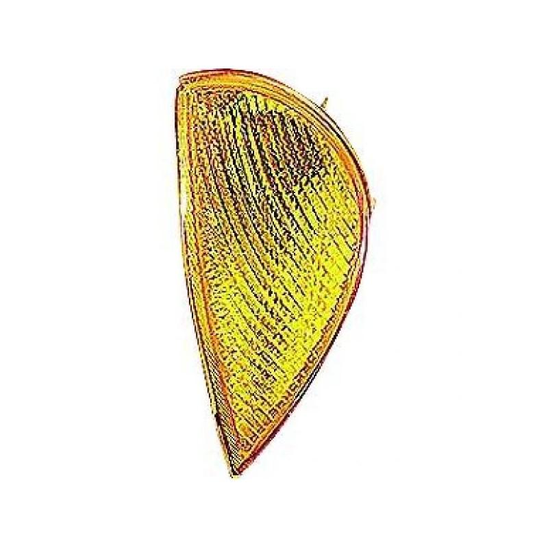 Clignotant droit (PASSAGER) FIAT SEICENTO 1998 à 2000 orange