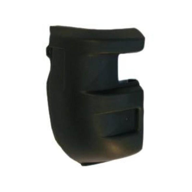 Pare-chocs arrière droit (PASSAGER) IVECO DAILY 2000 à 2005 noir