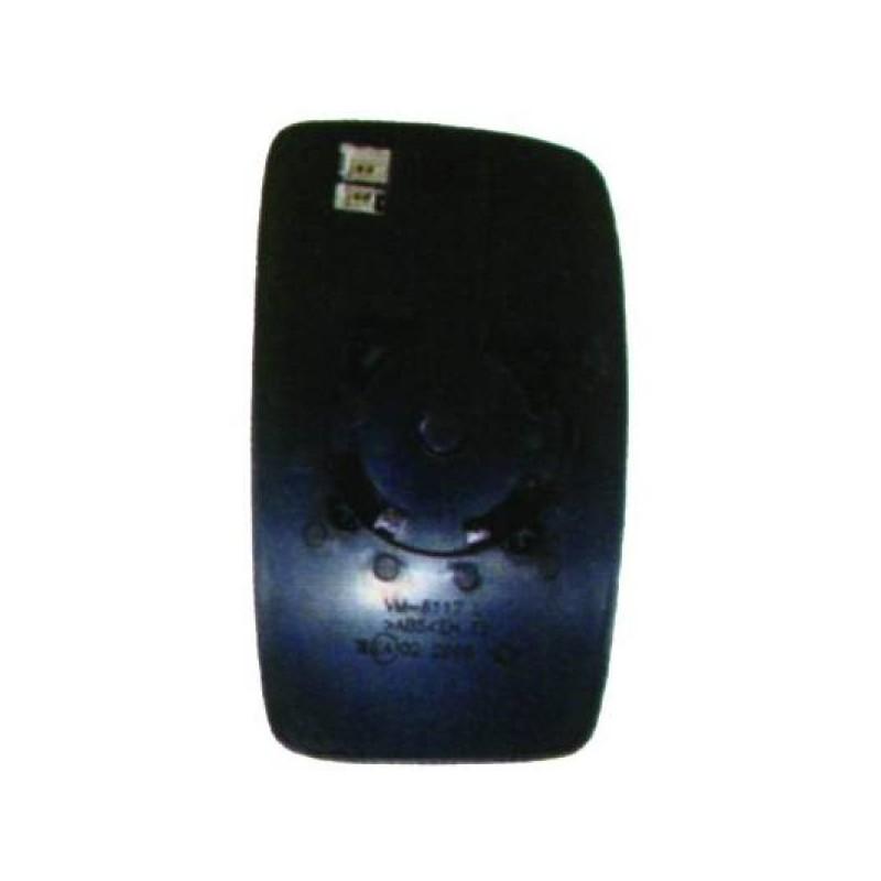 Glace Rétroviseur ext. droit (PASSAGER) FIAT SCUDO JUMPY à partir de 2007