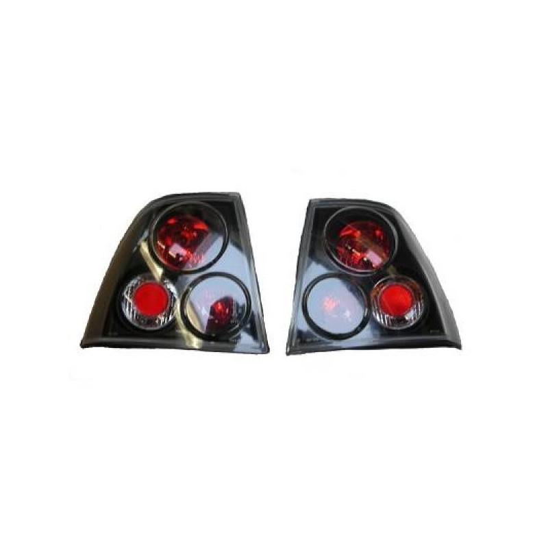 Feux arrières noir Opel VECTRA Berline 99-02