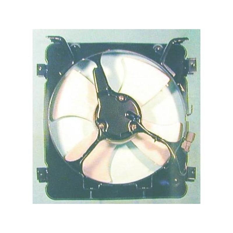Motoventilateur suppl. complet HONDA CIVIC 1999 à 2001