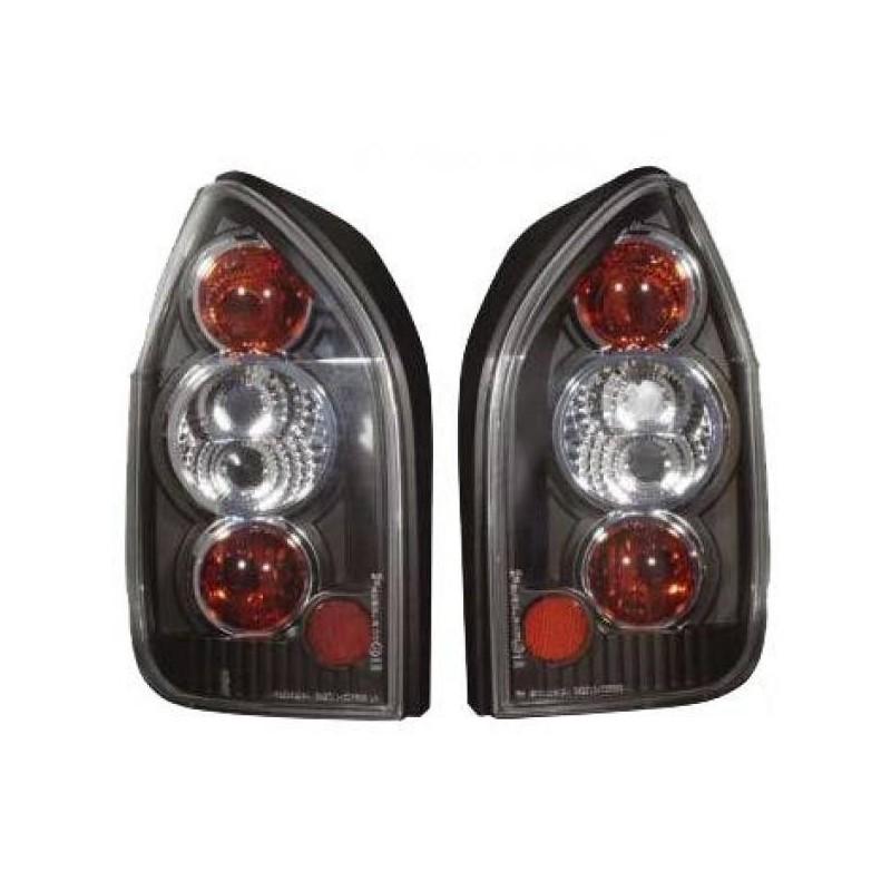 Feux arrières noir Opel ZAFIRA 99-05