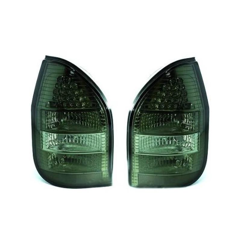 Feux arrières LED noir Opel ZAFIRA 99-05