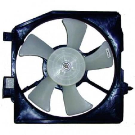 Motoventilateur suppl. complet MAZDA 323 1998 à 2000