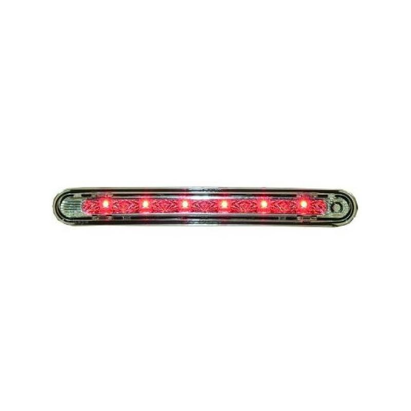 Feu de stop LED chrome Peugeot 207 06-12 sauf CC