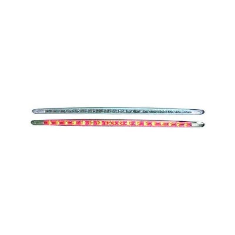Feu de stop LED chrome Peugeot 207 06-12 seulement CC