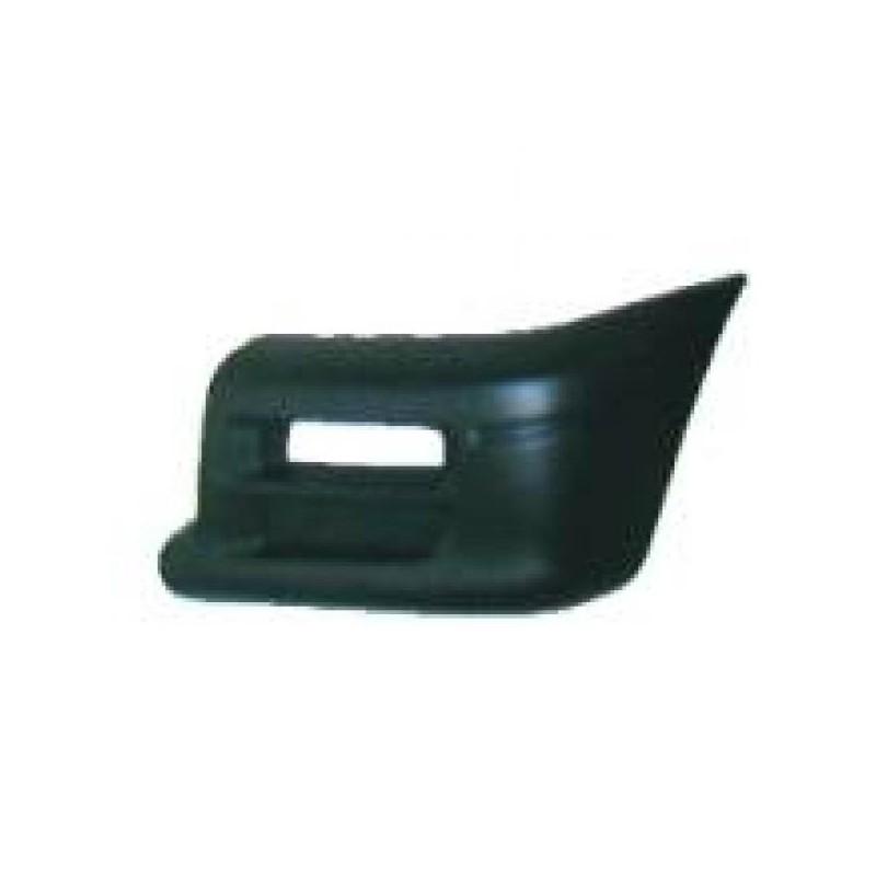 Pare-chocs droit (PASSAGER) MITSUBISHI L200 1996 à 1999 noir