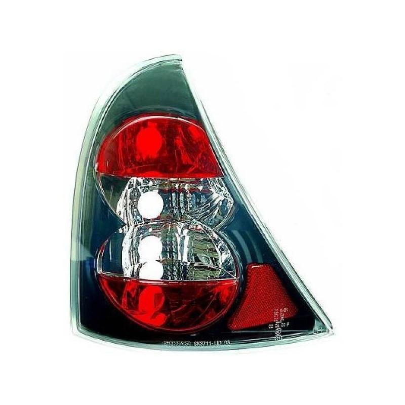 Feux arrières noir Renault CLIO 98-01