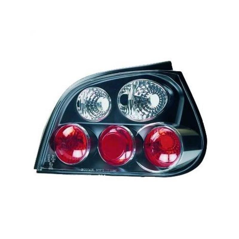 Feux arrières noir Renault MEGANE 5-portes 99-02 5-portes