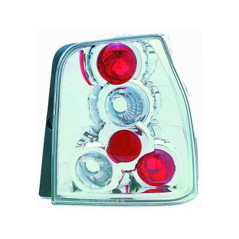 Feux arrières chrome Seat Arosa 97-00