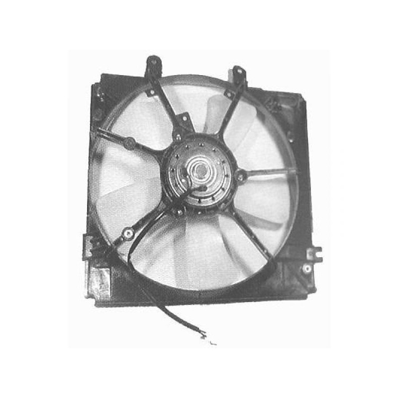 Motoventilateur complet KIA CLARUS 1996 à 1998