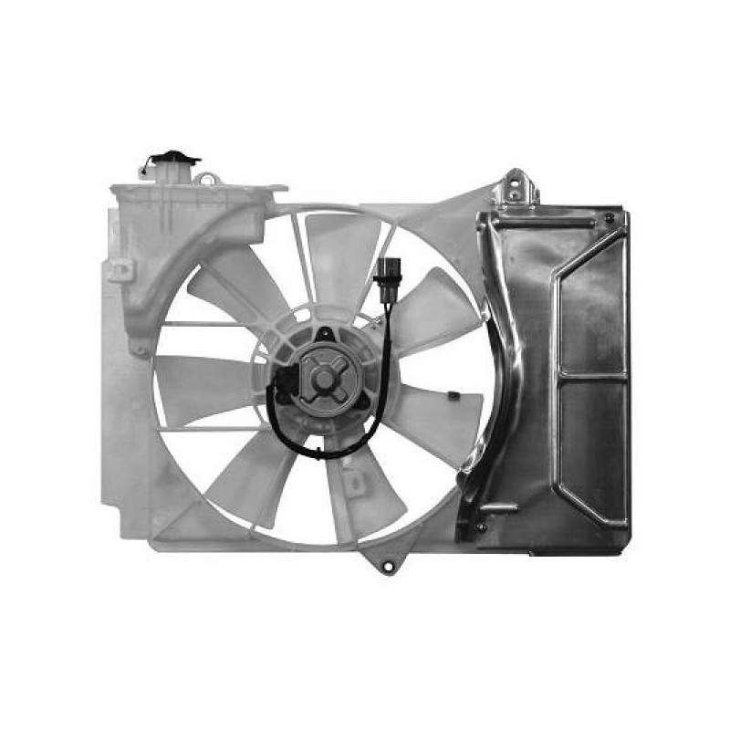 Motoventilateur complet TOYOTA YARIS 1999 à 2005 335mm