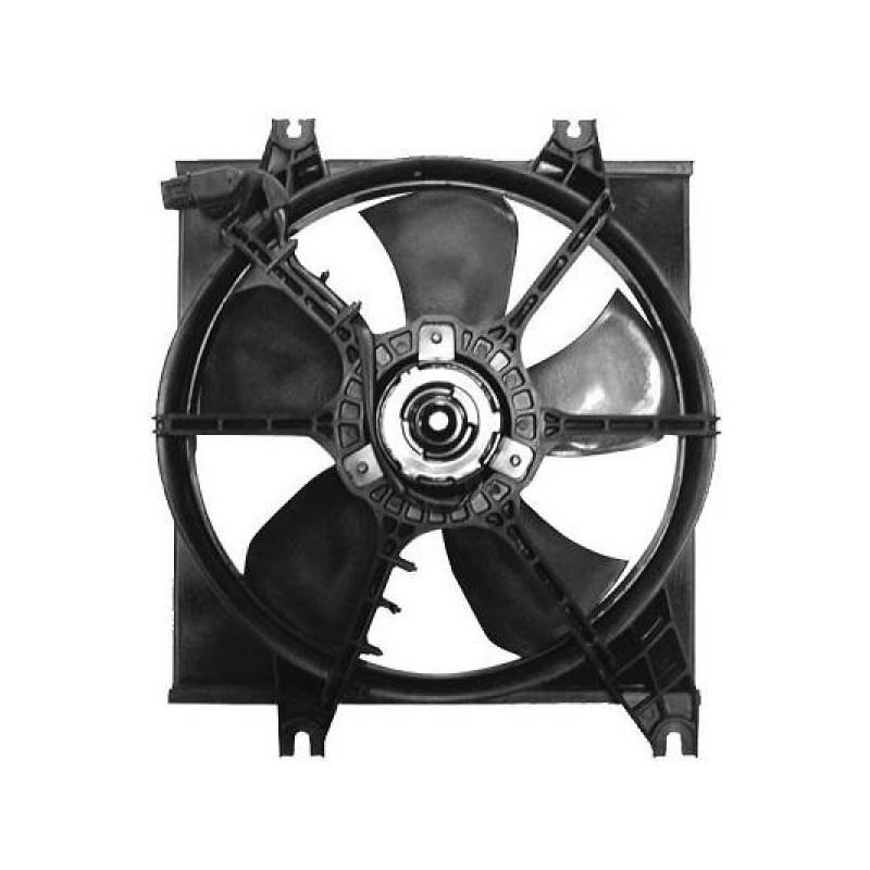 Motoventilateur complet HYUNDAI ACCENT 2000 à 2006