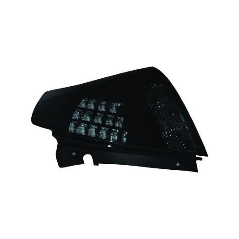 Feux arriere Suzuki SWIFT 05-08 LED cristal/fumé/noir