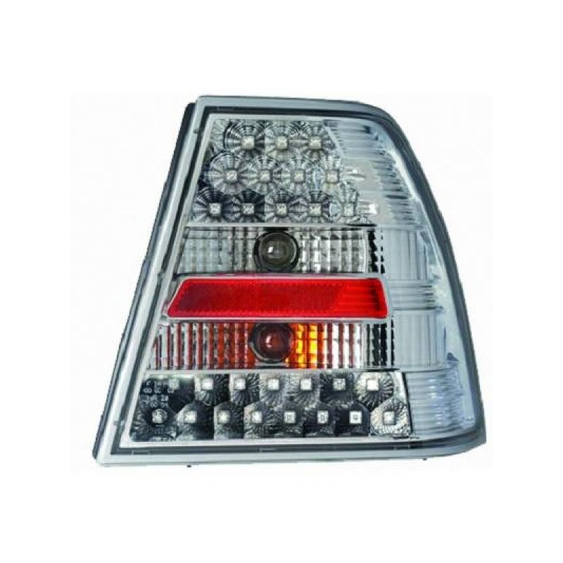 Feux arrières LED chrome Vw BORA Berline 98-05 4 portes