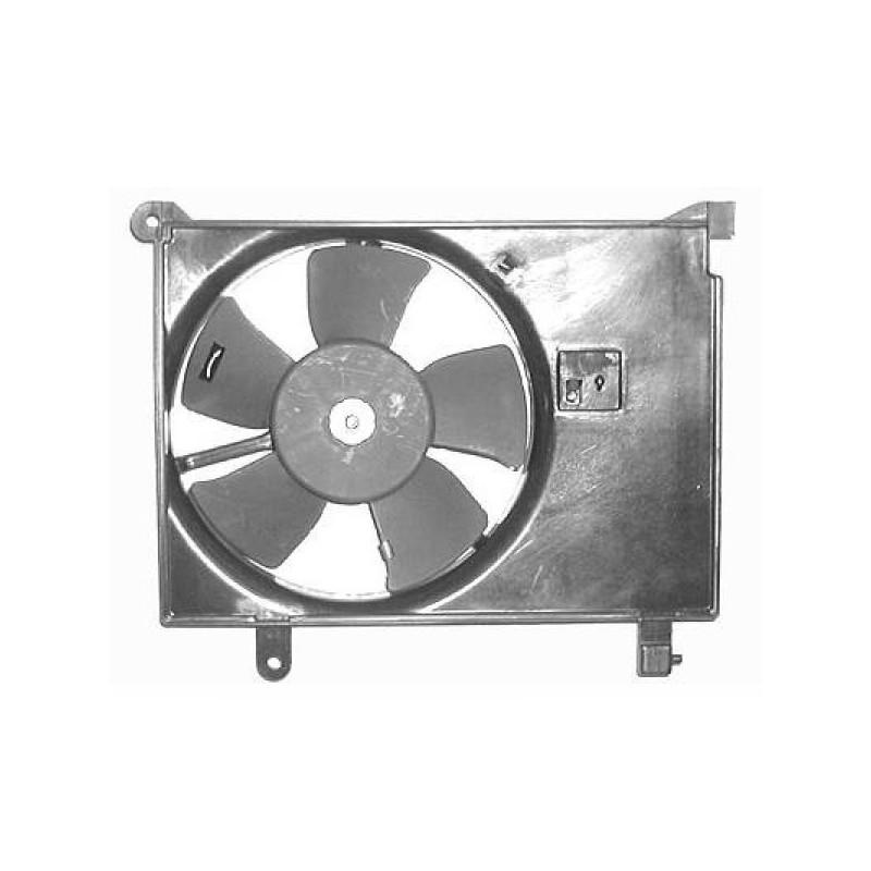 Motoventilateur suppl. complet DAEWOO LANOS à partir de 1997