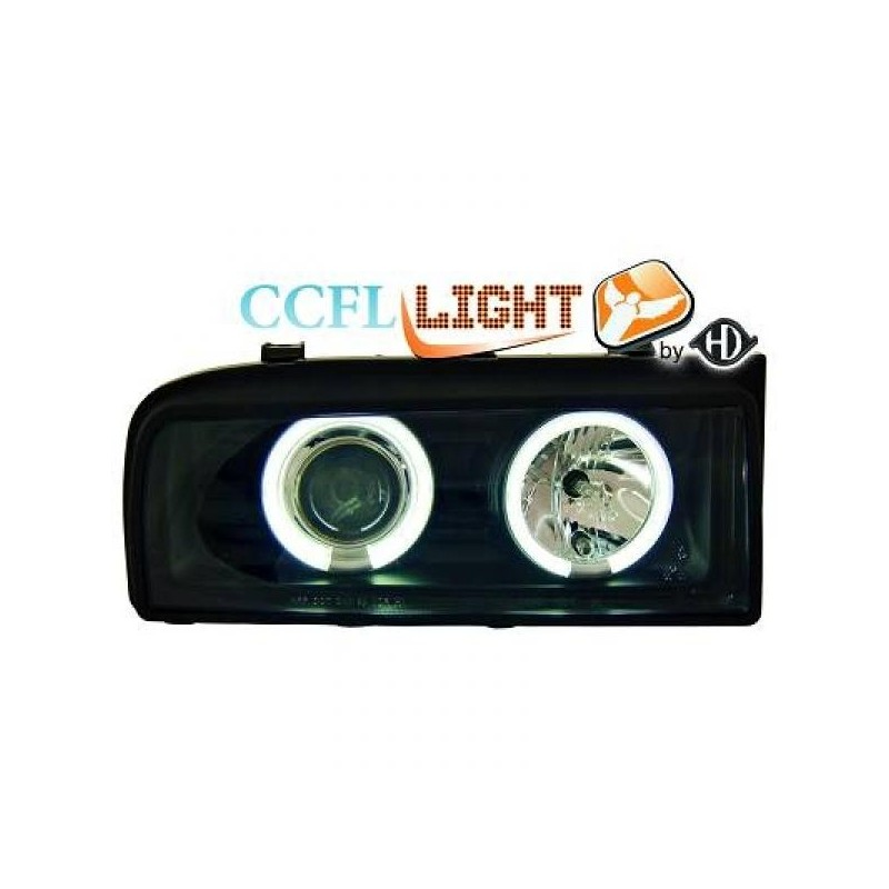 Phares angel eyes CCFL Vw CORRADO 88-95