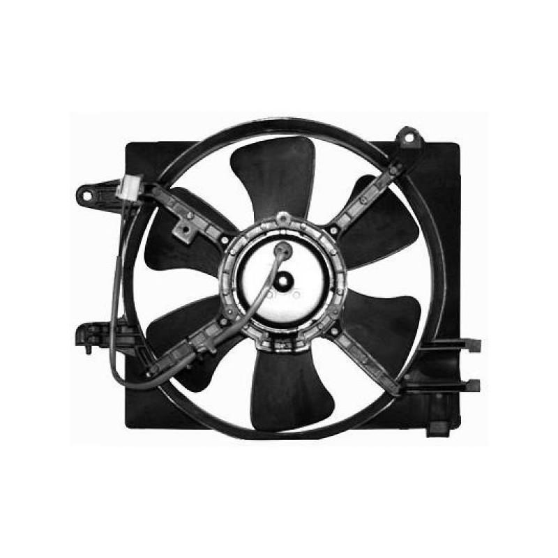 Ventilateur complet DAEWOO MATIZ 2001 à 2005 32000mm