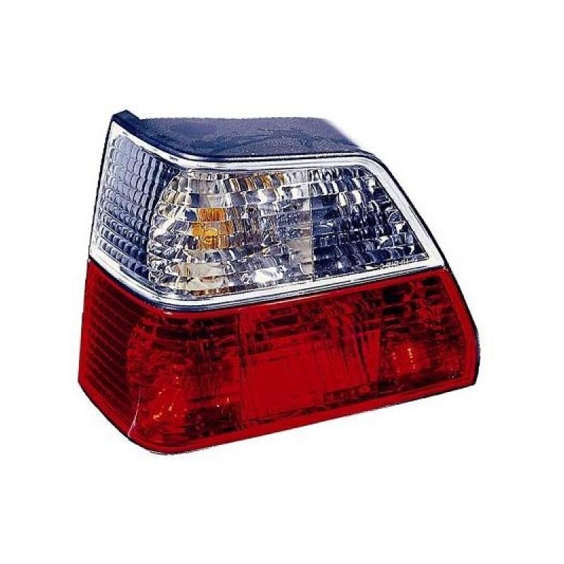 Feux arrières rouge/blanc Vw GOLF 83-91
