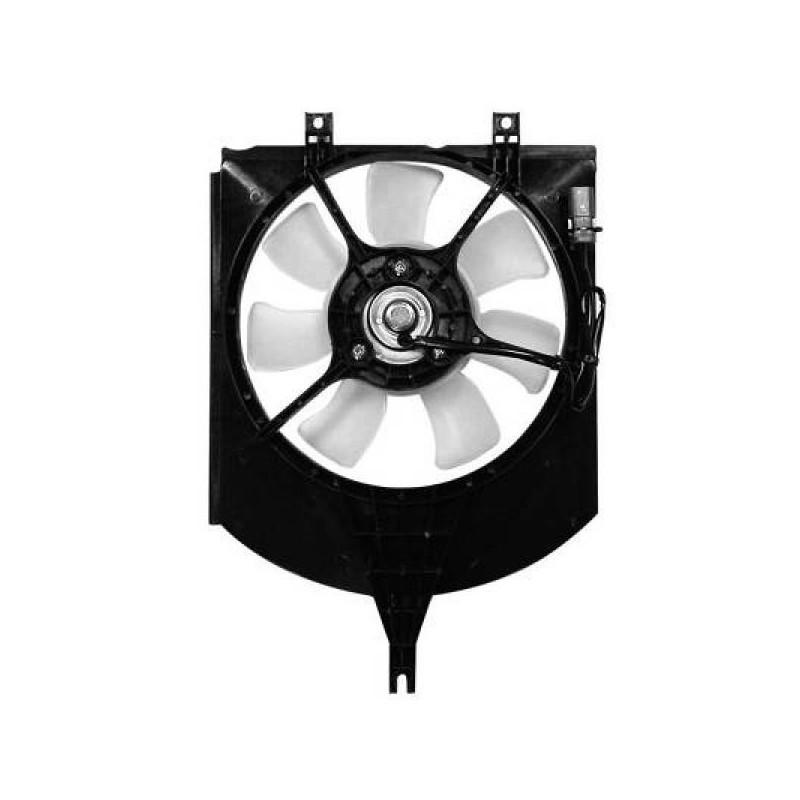 Motoventilateur suppl. complet VOLVO S/V 40 1996 à 2000
