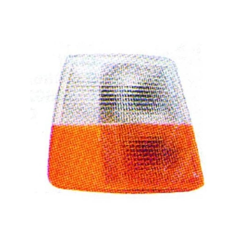 Clignotant gauche (CONDUCTEUR) VOLVO 760 1989 à 1992 blanc/orange