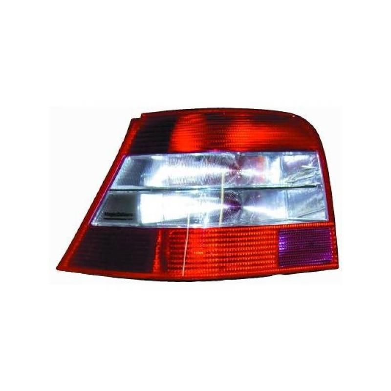 Feux arrières rouge/blanc Vw GOLF Berline 97-03