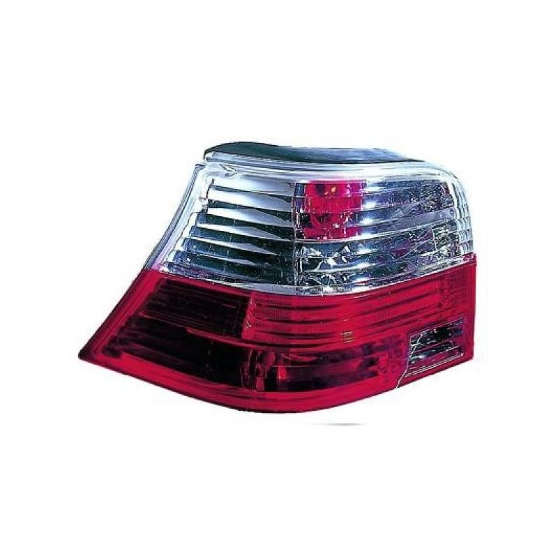 Feux arrières rouge/blanc Vw GOLF Berline 97-03 4-portes