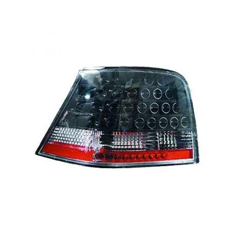 Feux arrières LED noir Vw GOLF 4 3/5-portes 97-03