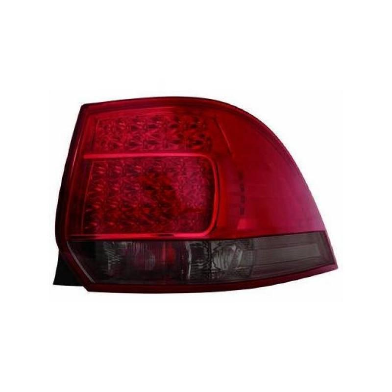 Feux arriere LED rouge noir Vw GOLF 5 Break apres 2007