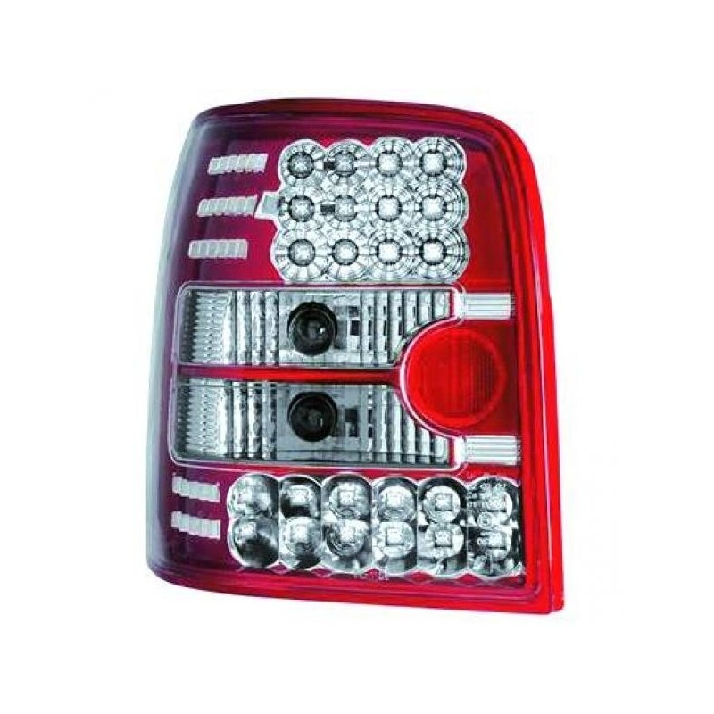 Feux arrières rouge LED Vw PASSAT Break 96-00