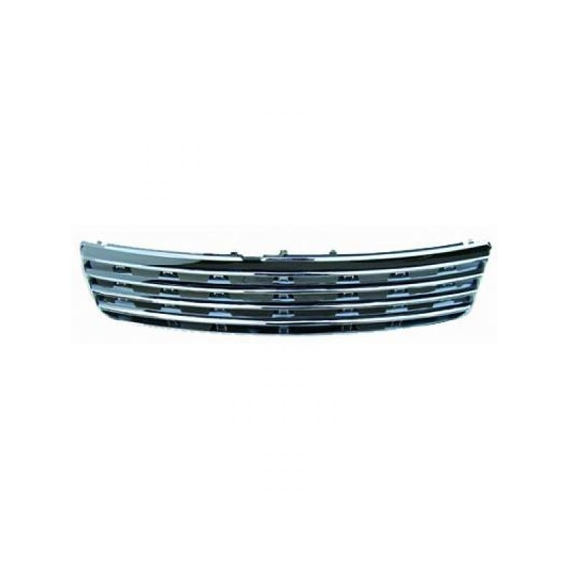 Calandre chrome PASSAT 1996-2000 4 barres