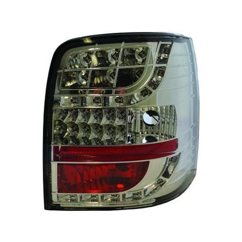 Feux arrière Vw PASSAT 00-05 seulement VARIANT LED/chrome
