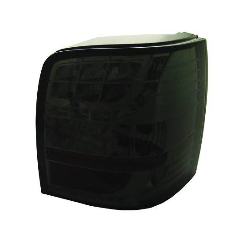 Feux arrière Vw PASSAT Break 00-05 LED cristal/fumé