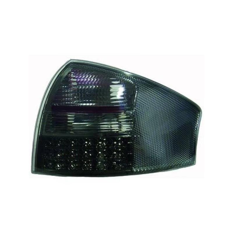 Feux arrières LED noir Audi A6 97-04 LED Berline