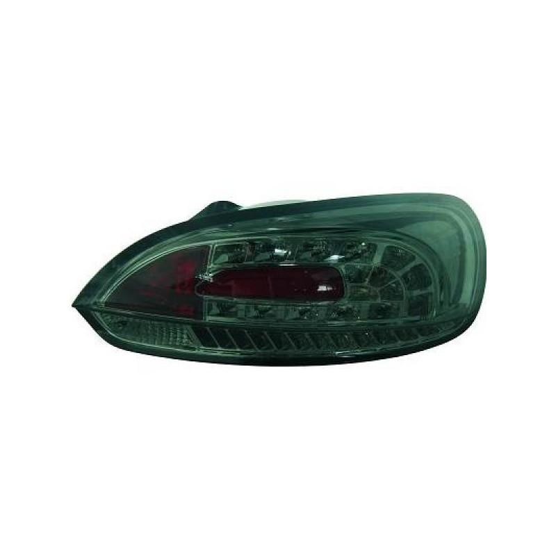 Feux arrière Vw SCIROCCO apres 2008 LED cristal/fumé