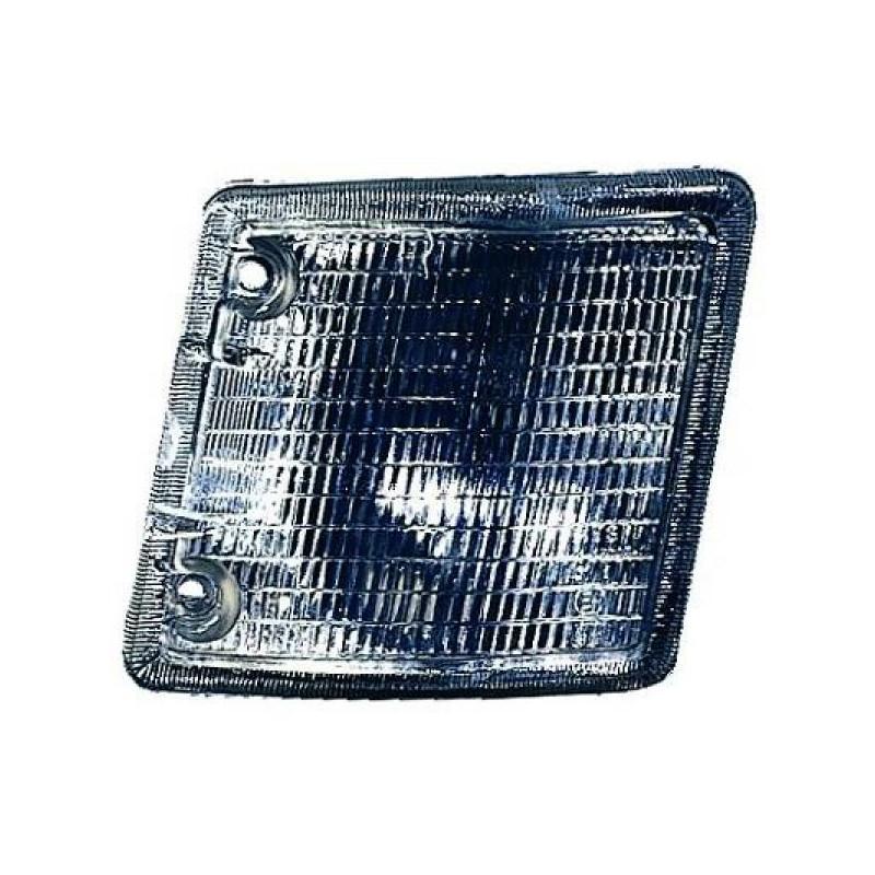 Clignotant design noir/fumé Vw T2 71-79 verre fumé