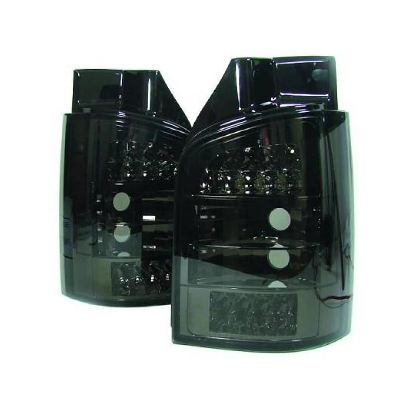 Feux arrières LED noir Vw T5/MULTIVAN apres 2003