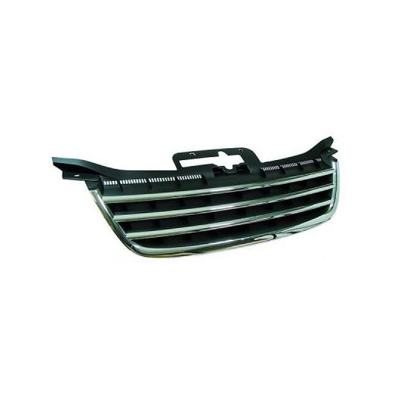 Calandre noir avec barres chromées VW TOURAN 03-06