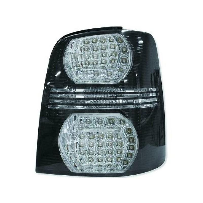 Feux arrières LED noir Vw TOURAN 03-10