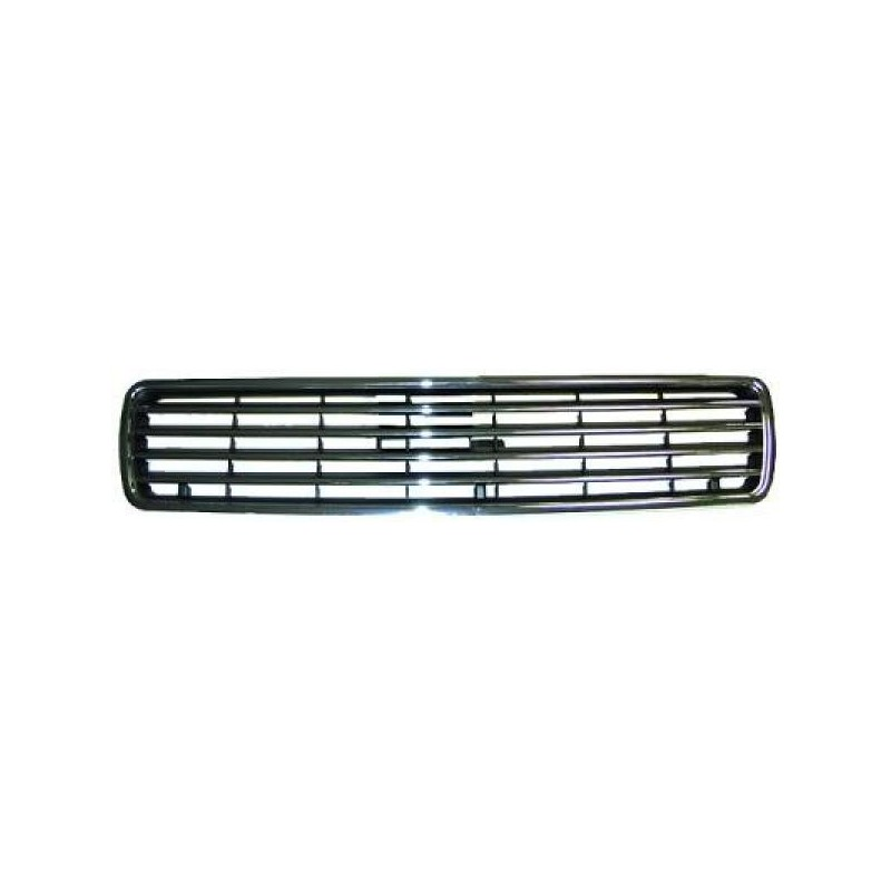 Calandre chrome AUDI 80 91-95 6 barres